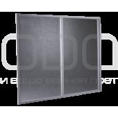 Bath curtain ODA (2-leaf polystyrene)