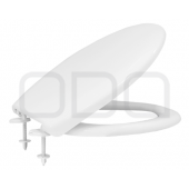 "Seats ODA for toilet ""Suite"", plastic mount"