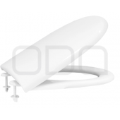 "Seats ODA for toilet ""Venus"", plastic mount"