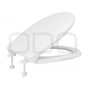 "Seats ODA for toilet ""Comfort"", plastic mount"