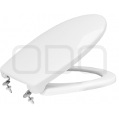 "Seats ODA for toilet ""Comfort"", metal mount"