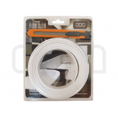 "Skirting tape ""ODA"" (white) for bath"