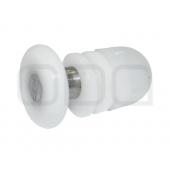 Hydrobox roller single diameter 19 mm plastic (B-06A-19)