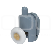Hydrobox roller single diameter 19 mm (lower) with push button (B-43A-19)