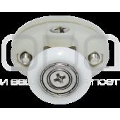 Hydrobox roller single diameter 23 mm with movable castor (HR 10011)