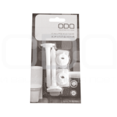 """Attachment of ODA cover to toilet """"Bolt Sealing"""""""