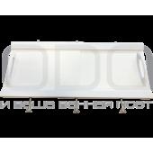 "Screen under a bathtub plastic ODA ""Lux"" (white)"
